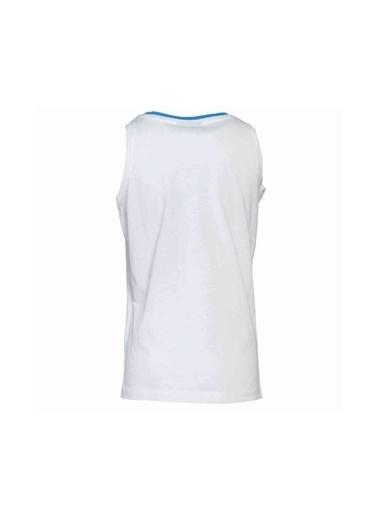 Hummel Çocuk Atlet Malkins 911249-9003 Beyaz